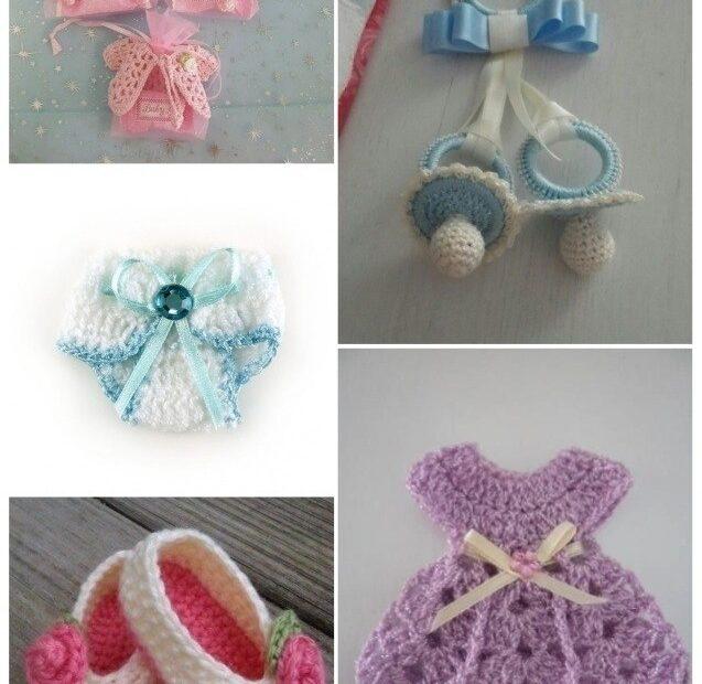 Recuerdos para dar en un baby shower de niña