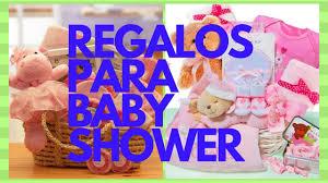 ¿Qué regalar en un baby shower?