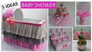 5 ideas para hacer un baby shower económico