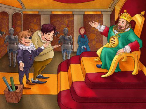 la ropa nueva del emperador Fuente de la imagen -> @ www.dianliwenmi.com