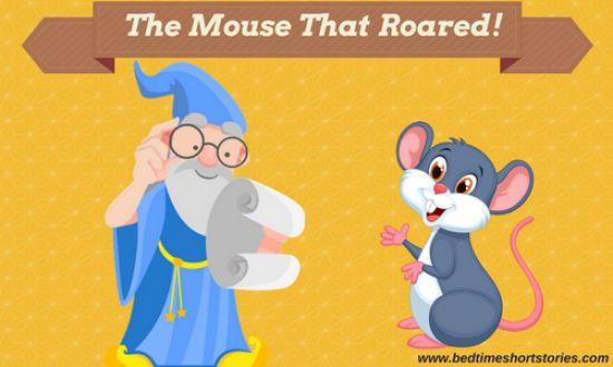 el ratón rugiente