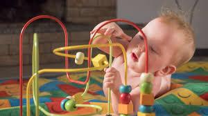Estimulación motriz para bebés